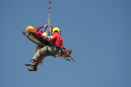 Search and Rescue Rope System