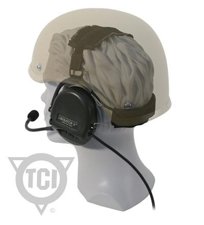 TCI Special Forces Liberator II Tactical Headset - Digital